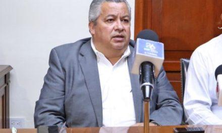 ¡Está garantizado el pago de aguinaldo a trabajadores del Estado: Morán Faz!