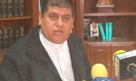 ¡Exhorta la Diócesis de Aguascalientes a ser promotores de paz en medio de la ola de violencia: Felipe Gutiérrez Rosales!
