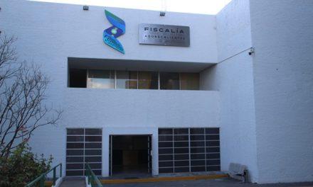 ¡Hallaron a 2 hombres ejecutados y calcinados en San Luis Potosí en un auto con placas de Aguascalientes!