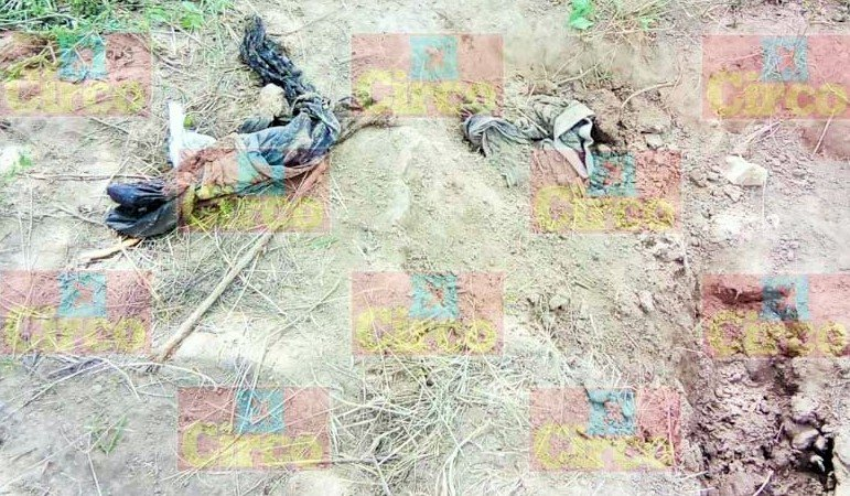 ¡Hallan 8 cuerpos desmembrados en narcofosas en El Chipinque en Lagos de Moreno!