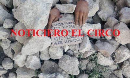 ¡Hallaron unas manos amputadas en Lagos de Moreno junto con un narco-mensaje!
