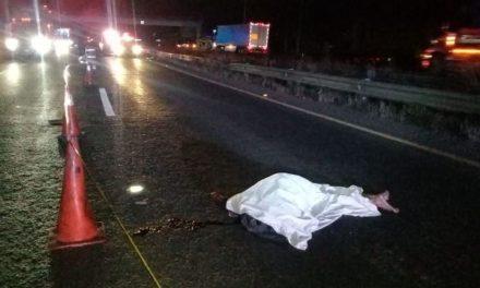 ¡Identificaron a mujer muerta atropellada por 2 vehículos en Aguascalientes!