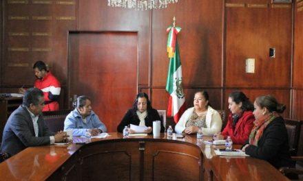 ¡Instalaron las comisiones de trabajo en el Cabildo de Jesús María!