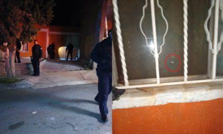 ¡Intentaron asesinar a balazos a un hondureño en su casa en Aguascalientes!