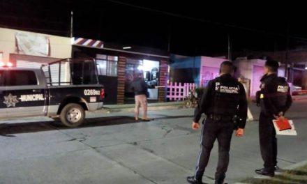 ¡Intentaron ejecutar a un joven en una barbería en Aguascalientes y lo hirieron de un balazo!