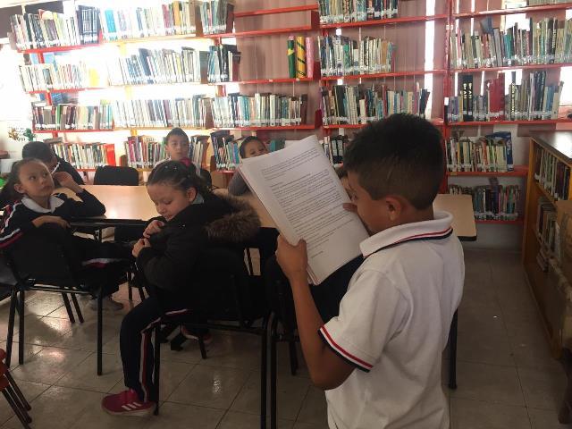 ¡La lucha de las bibliotecas públicas para aumentar los índices de lectura en México!
