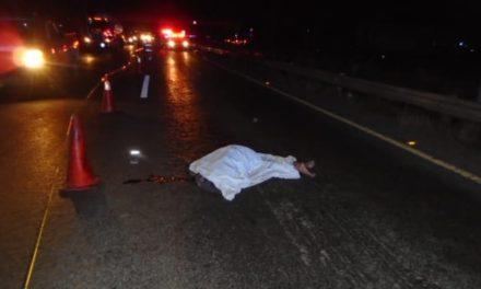 ¡Mujer murió atropellada por 2 vehículos en Aguascalientes!