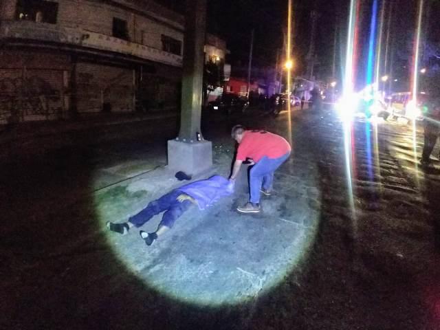 ¡Hombre murió atropellado por una camioneta en Aguascalientes!