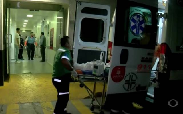 ¡Comerciante de Aguascalientes fue asesinado de un balazo en Guadalajara para robarle $100 mil!