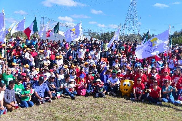 ¡Municipio y CRIT plantan 450 árboles en «Reforestatón»!