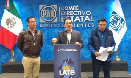 ¡Mil millones de pesos menos recibirá Aguascalientes el próximo año de parte de la Federación: PAN!