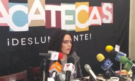 ¡No viajar de noche, recomienda la sub secretaria de Promoción Turística de Zacatecas Gabriela Ibarra, si pretende visitar el vecino Estado!