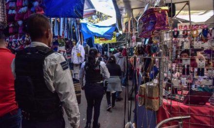 ¡Policía Municipal reforzará vigilancia en tianguis por temporada navideña!