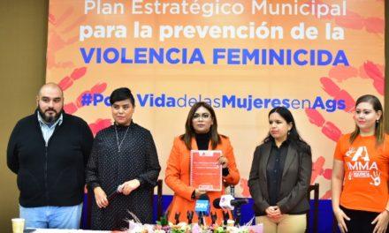 ¡Presenta Municipio plan estratégico para proteger a mujeres!