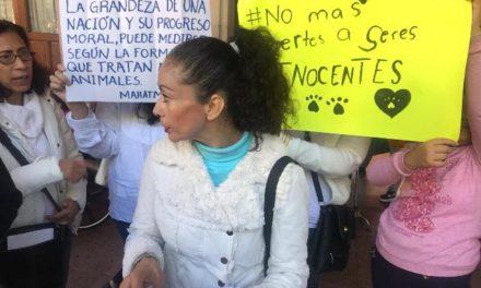 ¡Piden ciudadanos mejores condiciones al antirrábico municipal: Ana María Hernández Sánchez!