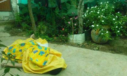 ¡Adolescente se mató y su mamá lo encontró colgado en un árbol en Aguascalientes!