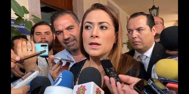 ¡Seguiré tocando puertas hasta lograr bajar recursos para Aguascalientes: Teresa Jiménez Esquivel!