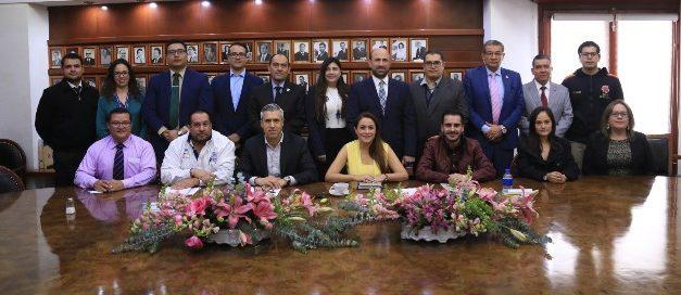 ¡Con apertura social Tere Jiménez construye el futuro de Aguascalientes!