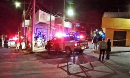 ¡Joven fue ejecutado de varios disparos en Guadalupe!