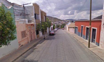¡Intentaron ejecutar a un joven en la colonia Estrella de Oro en Zacatecas!