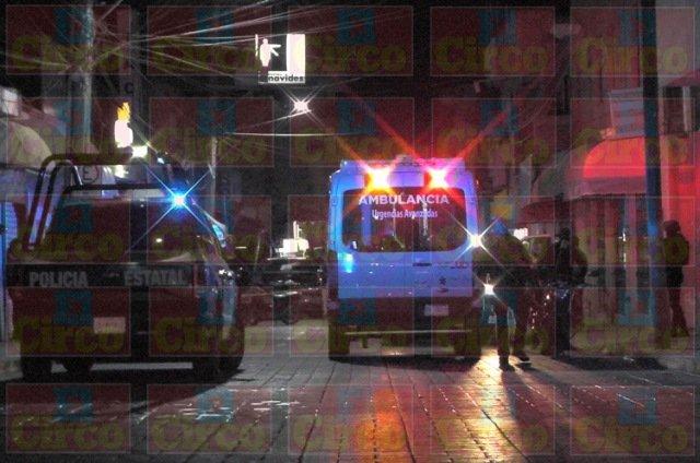 ¡Joven comerciante fue ejecutado en un estacionamiento en Fresnillo!
