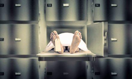 ¡Se registran hasta 15 cuerpos sin reclamar en un año en la Fiscalía General del Estado: Jorge Sosa Medina!