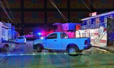 ¡Joven fue ejecutado al ir a comprar víveres a una tienda de abarrotes en Fresnillo!