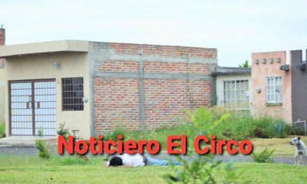 ¡Identificaron al hombre ejecutado en Jardines de la Capilla en Lagos de Moreno!