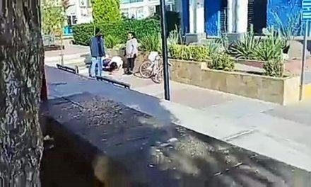 """¡""""El Guaje"""" fue ejecutado en la Plaza Cívica de Río Grande!"""