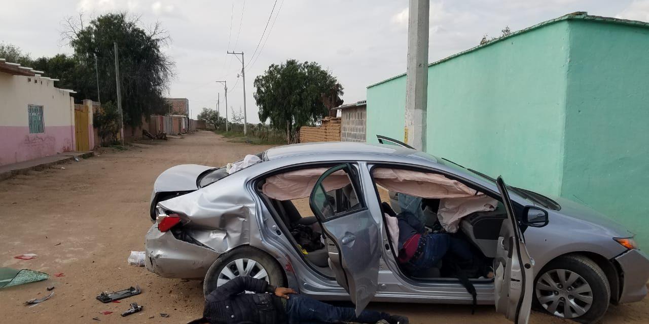 ¡Ya suman 3 los delincuentes abatidos tras enfrentamiento en Pánfilo Natera!