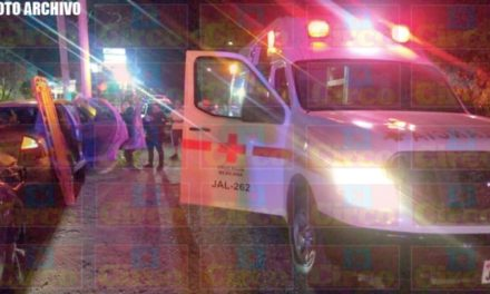 ¡Intentaron ejecutar a un hombre atrás del Mercado Chico en Lagos de Moreno!
