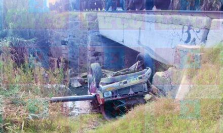 ¡Ya identificaron al chofer de camioneta que murió tras ser embestido por el tren en Lagos de Moreno!