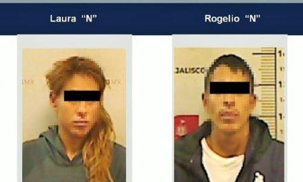¡Vinculan a proceso a pareja y adolescente involucrados en un secuestro en Lagos de Moreno!