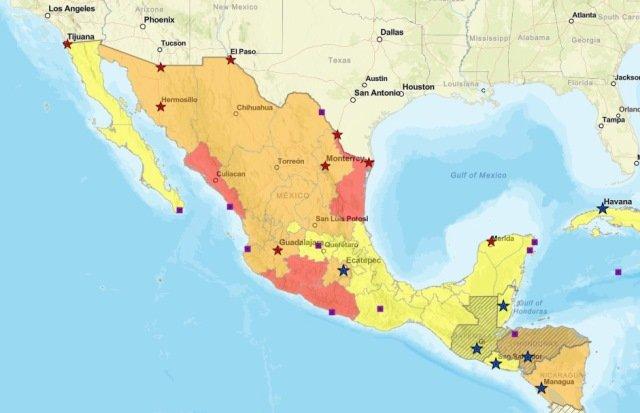 ¡Aguascalientes un Estado seguro para viajar, sin restricciones, de acuerdo al Gobierno de Estados Unidos!