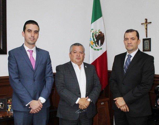 ¡Alfonso De la Paz Ramírez asume el cargo de subsecretario Jurídico de la Seggob!