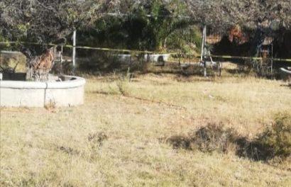 ¡Adolescente se mató colgándose en un mezquite en Aguascalientes!