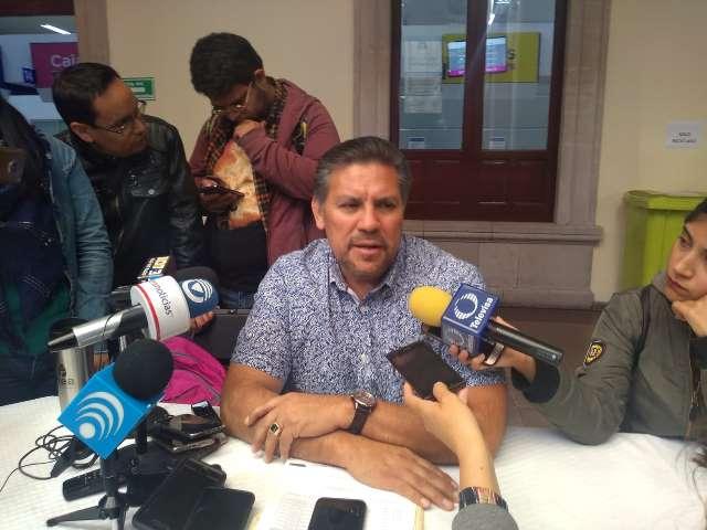 ¡Alertan por falsos inspectores de Reglamentos que pretenden extorsionar a los comerciantes: David Ángeles Castañeda!