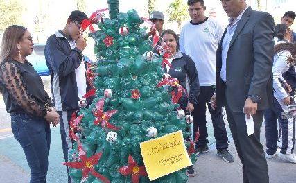 ¡Con concurso de árboles navideños buscan incentivar en Jesús María el consumo responsable en favor del medio ambiente!