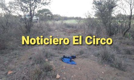 ¡Descubrieron una narco-fosa con restos humanos en Río Grande!