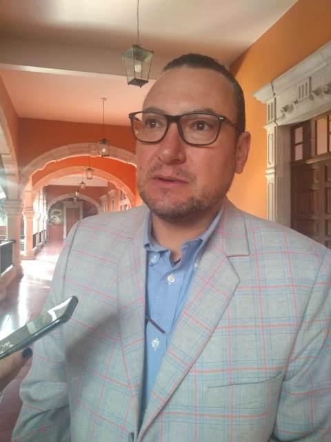 ¡El súper delegado Aldo Ruíz no muestra interés para trabajar en conjunto por la gente más desprotegida: Paulo Martínez!