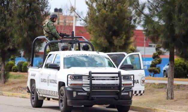 ¡Efectivos de la Guardia Nacional rescataron a una persona secuestrada y detuvieron a 2 plagiarios en Río Grande!
