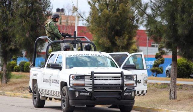 ¡Elementos de la Guardia Nacional liberan a tres personas secuestradas en Loreto!