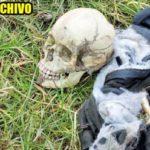 ¡Hallaron un cráneo humano en la colonia Lázaro Cárdenas en Zacatecas!