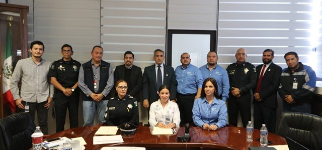 ¡ISSEA, Policía Federal Preventiva y SCT trabajan en auditorías en seguridad vial!