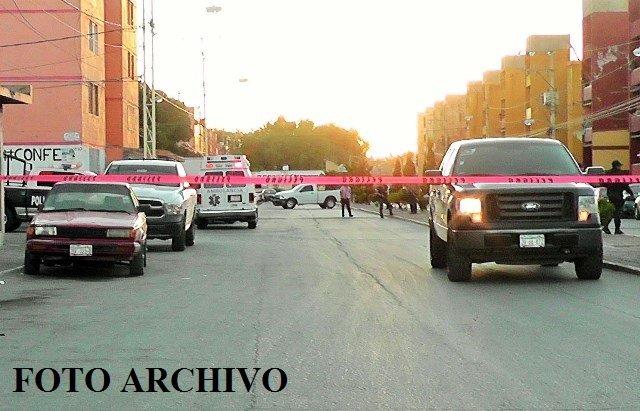 ¡Intentaron ejecutar a un hombre mientras pintaba un camión urbano en Fresnillo!