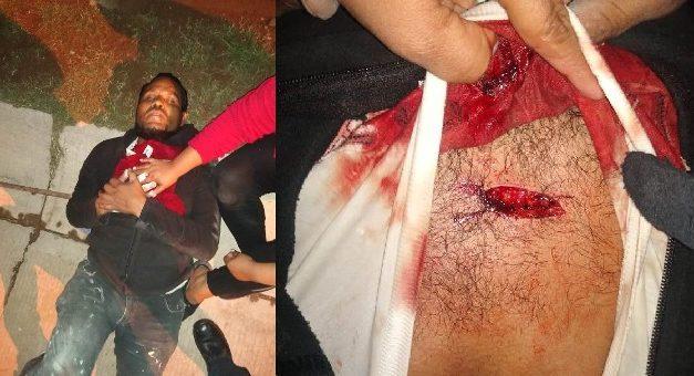 ¡Grave hombre apuñalado tras una riña en Aguascalientes!