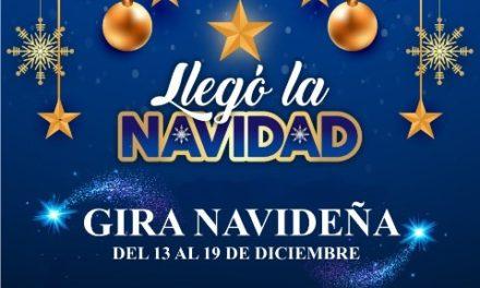 ¡Llevará el Municipio de Jesús María la Gira Navideña a las Delegaciones!