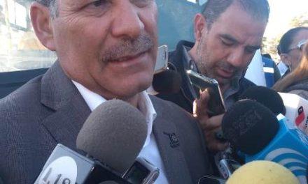 ¡La construcción del libramiento carretero va para largo: Martín Orozco Sandoval!