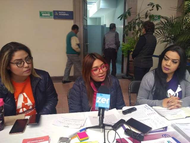 ¡Las mujeres siguen sin estar en la agenda del presidente de la República: Zayra Angélica Rosales Tirado!
