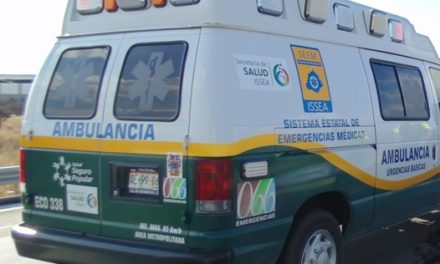¡Niña de 2 años de edad estuvo a punto de morir ahogada en un bote con agua en Aguascalientes!